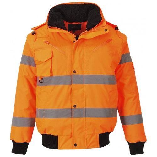 Portwest C467 3-in-1 Hi-Vis Bomber Jacket